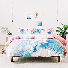 image of DENY Designs Kent Youngstrom I Think I Spilled Something Duvet Cover