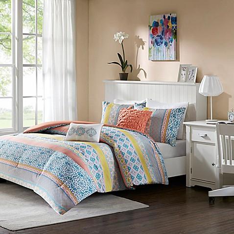 Intelligent Design Joni Comforter Set Bed Bath Amp Beyond