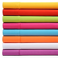 image of Premier Colorful 80 GSM Sheet Set