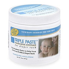 image of Triple Paste® 16-Ounce Medicated Diaper Rash Ointment