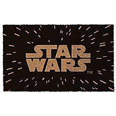 image of Star Wars™ Logo 17-Inch x 29-Inch Door Mat