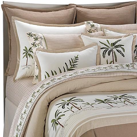Croscill fiji comforter set bed bath beyond - Bed bath and beyond palm beach gardens ...