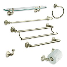 image of Kohler® Devonshire Brushed Nickel Bath Hardware