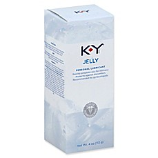 image of K-Y® Jelly 4 oz. Personal Lubricant