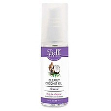 image of Belli® Basics 1.9 oz. Clearly Coconut Oil