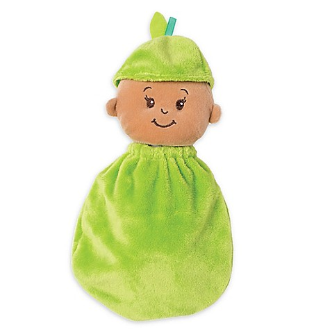 Manhattan Toy Wee Baby Stella Fruit Suit Pear Baby Doll