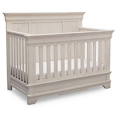 buy simmons 174 tivoli 4 in 1 convertible crib in 87956