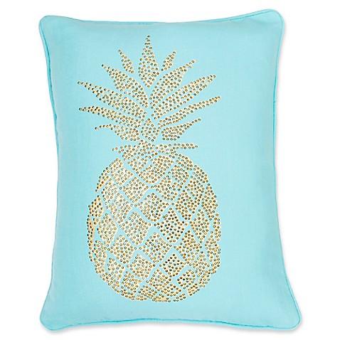 Thro Polly Pineapple Rectangular Throw Pillow Bed Bath