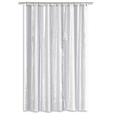 image of SALT Heavy Gauge PEVA Shower Curtain Liner