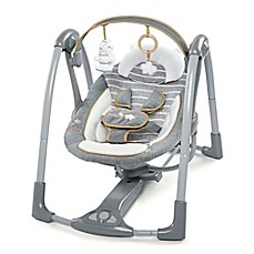 image of Ingenuity™ Boutique Collection Swing 'n Go™ Portable Swing