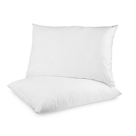 Therapedic 174 Theraloft 174 2 Pack Jumbo Pillow Bed Bath Amp Beyond