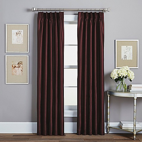 Buy Spellbound Pinch Pleat 95 Inch Rod Pocket Lined Window