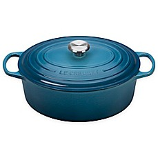 image of Le Creuset® Signature 6.75 qt. Oval Dutch Oven