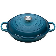 image of Le Creuset® Signature 3.75 qt. Braiser