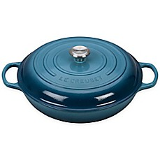 image of Le Creuset® Signature 5 qt. Braiser
