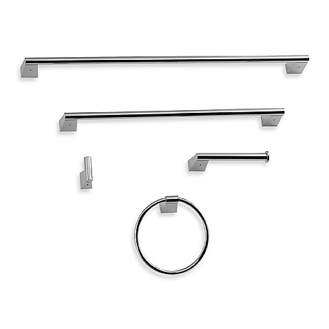 Gatcou0026reg; Bleu Chrome Bath Hardware Collection