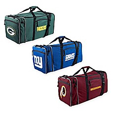 image of NFL 28-Inch Duffel Bag Collection