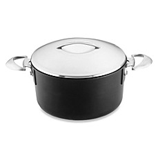 image of Scanpan® Professional Nonstick 4 qt. Covered Saucepot
