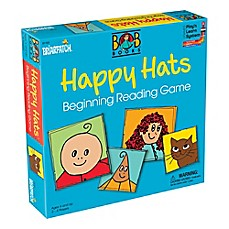 image of BOB Books Happy Hats Beginning Reading Game