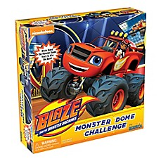 image of Blaze and the Monster Machines Monster Dome Challenge Board Game