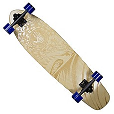 image of Body Glove® Laser-Etched Laser Wave 34-Inch Longboard