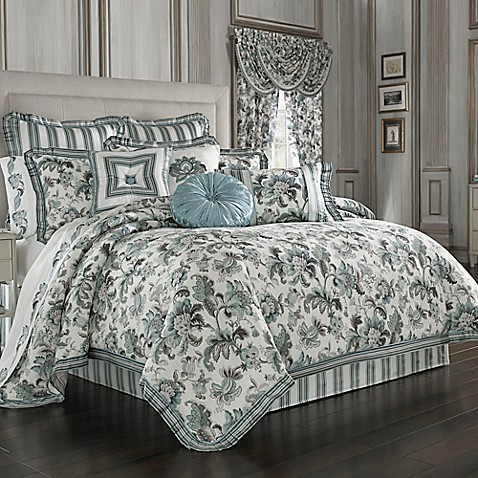 J Queen New York Atrium Comforter Set Bed Bath Amp Beyond