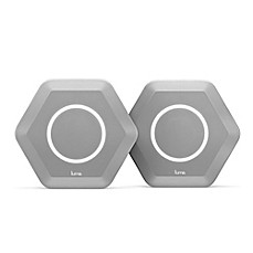 image of Luma Whole Home WiFi Router System in Grey (Set of 2)