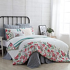 image of VCNY Home Farmhouse Martha Comforter Collection