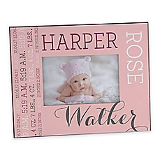 image of Darling Baby Picture Frame