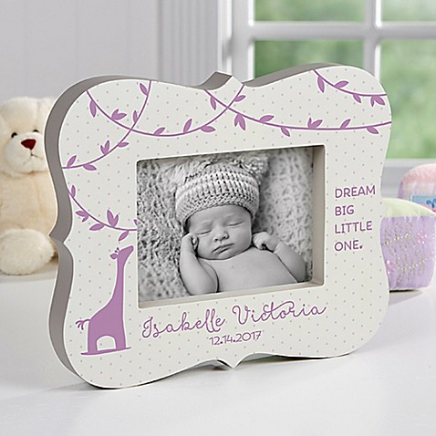 Darling Baby Boy Picture Frame - Bed Bath & Beyond