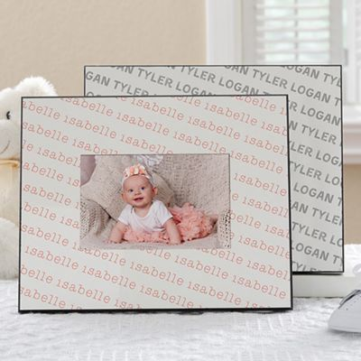 Baby Boy & Girl Photo Frames by Mud Pie and other brands - Bed Bath ...
