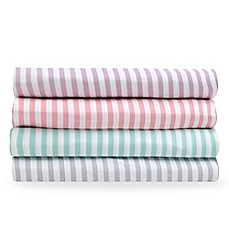 image of Lala + Bash Regan Twin Sheet Set