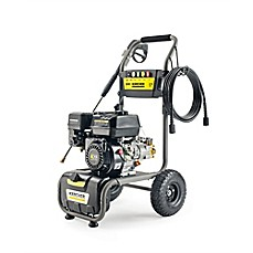 image of Karcher 3000 PSI Gas-Powered Pressure Washer in Yellow/Black