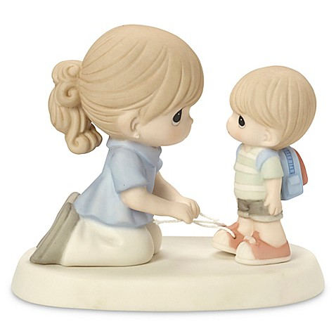 Precious Moments® Love Ties Us Together Mother and Son ...