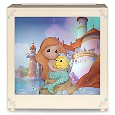 image of Precious Moments® Disney® Ariel LED Shadow Box
