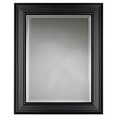 Image Of Grasmere Wall Mirror In Black