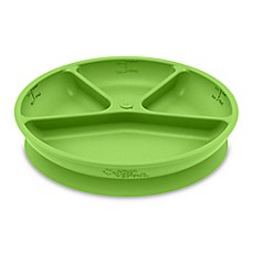 image of green sprouts® by i play® Learning Plate in Green