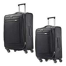 image of American Tourister® iLite Max Carry On Spinner Suitcase
