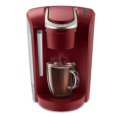 Best Single Pod Coffee Maker Keurig® K-Select ™ Single-Serve K-Cup Pod® Coffee Maker ...