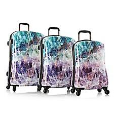 image of heys quartz fashion spinner luggage collection