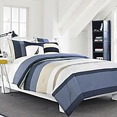Image Of Nautica® Grand Bank Reversible Comforter Set