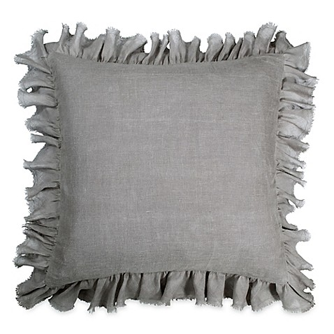 Buy Wamsutta 174 Vintage Washed Linen European Pillow Sham In