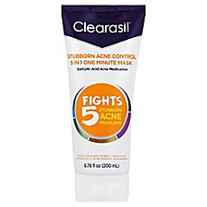 image of Clearasil® Ultra 6.78 fl. oz. Acne + Marks Wash and Mask