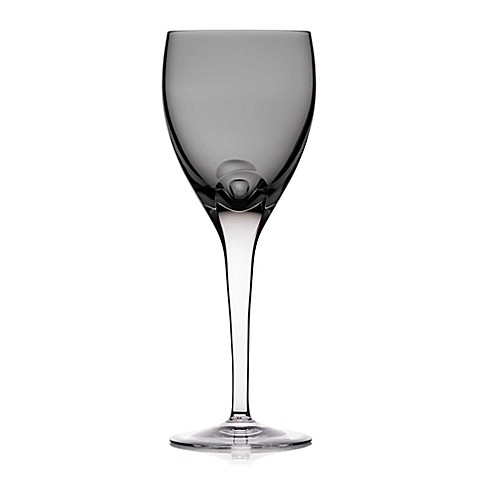 Buy waterford w collection wine glasses in shale set of 2 from bed bath beyond - Waterford colored wine glasses ...