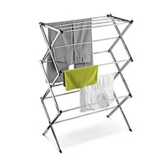 image of Honey-Can-Do® Commercial Drying Rack in Chrome