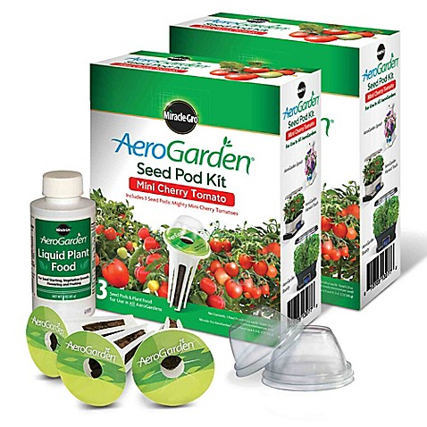 Buy Miracle Gro 174 Aerogarden 2 Pack 3 Pod Mighty Mini