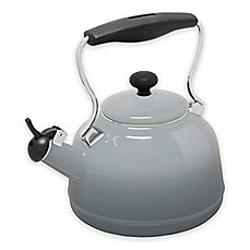 image of Chantal® 1.7 qt. Lake Tea Kettle in Grey