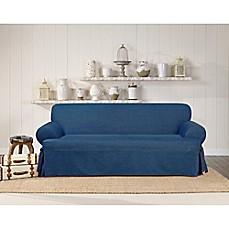 SUREFIT Authentic Denim Furniture Slipcover Collection