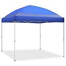 image of caravan sports 10foot x 10foot archbreeze instant canopy - Air Mattress Bed Bath And Beyond