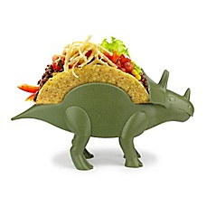 image of TriceraTaco Taco Holder in Green